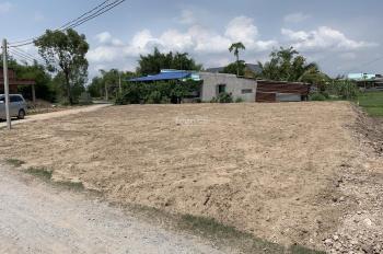 Bán đất mặt tiền lộ 6m thổ cư, DT: 13m x 27m x nở hậu 23m, DTSD 342m2, giá: 1 tỷ 650