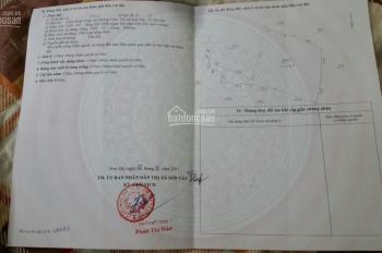 Bán đất thổ cư xã Đường Lâm, Sơn Tây, Hà Nội chính chủ