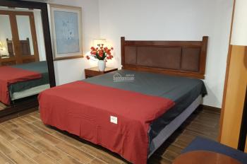 Cho thuê căn hộ dịch vụ cao cấp giá rẻ, 5,5 triệu, KDC Trung Sơn, full nội thất. 0964387007