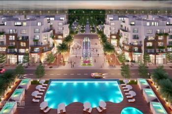 Trực tiếp chủ đầu tư - chính thức mở bán nhà phố 88 Central, 2 mặt tiền 108m2 - Long Biên
