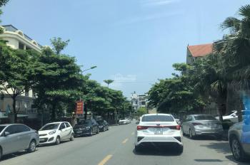 Bán gấp 180m2 đất mặt phố Hoàng Như Tiếp, mặt tiền gần 10m, buôn bán KD sầm uất, 136 tr/m2