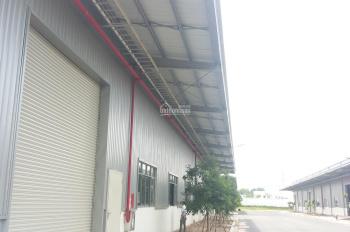 Cho thuê nhà xưởng trong KCN Nhơn Trạch, diện tích từ 2000m2 - 20000m2