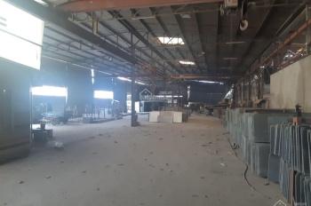 Bán nhà xưởng mặt tiền Quốc Lộ 1A - TDT 1593m2 - 80 tỷ TL, P.Bình Hưng Hòa, Quận Bình Tân (50tr/m2)