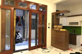 Bán nhà Nhân Hòa, Thanh Xuân, 35m2x5T, xây mới, nội thất xịn, ngõ rộng, ô tô đỗ tĩnh cách nhà 15m