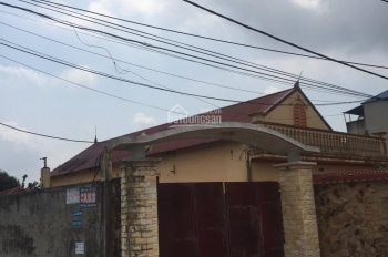 Chính chủ bán gấp 540m2 nhà đất thổ cư 3 mặt ngõ ô tô thôn Tiến Lộc xã Tân Minh - Sóc Sơn