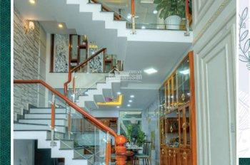 Nhà phố liền kề Lux Home Gardens Bình Tân - mặt tiền An Dương Vương, giá 6.9 tỷ/ 56m2 - 0908982299