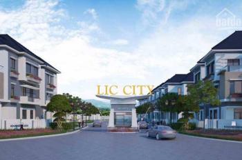 Nhà home resort 5x22m tại dự án Lic City, có phố đi bộ check in 3D, giá từ 11tr/m2, LH 0934 125 156
