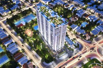 Dự án căn hộ Quận 8 - Mặt tiền Võ Văn Kiệt, High Intela, có ban công và sân vườn riêng biệt