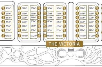 Bán duy nhất biệt thự Victoria (Ba Son - Vin) Q1 - Giá siêu rẻ mùa covid - cty Kashome 0933 123 358