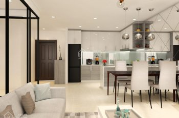 Cho thuê căn hộ Estella Heights, 2 phòng ngủ, 90m2, đầy đủ nội thất đẹp, giá 23 triệu/tháng