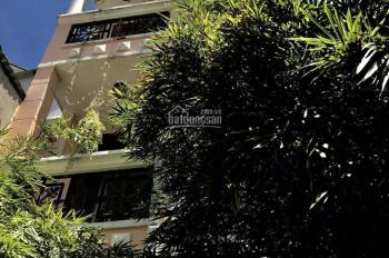 Nhà mới 1/ Nguyễn Trung Trực, P. 5, BT. 4,4mx19m= 82m2, xây 3 lầu 5PN, 5WC, 2ST, giá rẻ 8,2 tỷ TL