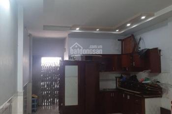 Nhà mặt tiền Phan Văn Khỏe Quận 6 (4x12)m, 1 lầu 3 phòng ngủ 2 toilet, phù hợp ở và KDBB