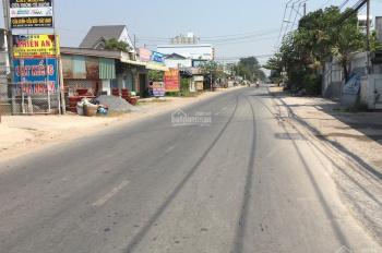 Bán đất chính chủ MT gần Lê Thị Hà - Tân Xuân, 100m2, giá 800 triệu, SHR