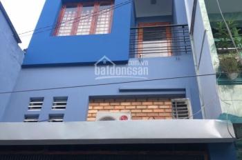 Bán nhà mới xây Lê Quang Định DT 57.3m2, 1 trệt 3 lầu ST, nội thất cao cấp, tuyệt đẹp