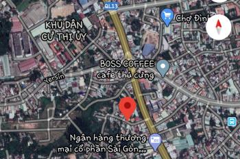 Cần tiền bán lỗ nhà trung tâm Thủ Dầu Một, chính chủ