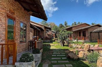 Bungalow mái là trong khu Cottage Resort