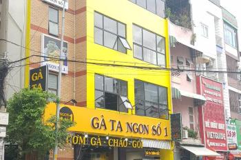 Bán nhà mặt tiền Nhật Tảo - ngay Lý Thường Kiệt, phường 7, quận 11 (6.8x13m), 4 tầng, 21 tỷ