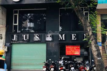 Cho thuê nhà mặt tiền đường Cao Thắng, Phường 12 Quận 10, DT 8x16m. LH 0909655648