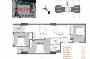 Chính chủ bán căn hộ Startup Tower giá chỉ 22 triệu/m2 nhận nhà ở ngay
