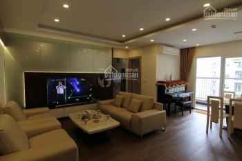 Cho thuê chung cư Việt Đức Complex Lê Văn Lương, 127m2, 3PN, full đồ, giá 15tr/th, LH: 0988138345