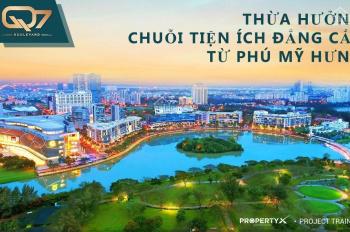 Shophouse Phú Mỹ Hưng, shophouse Q7 Boulevard Hưng Thịnh, 61tr/m2, nhận nhà 2021. LH 0931025383