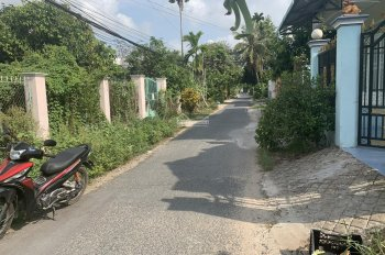Bán nền biệt thự gần 1 công mặt tiền đường Hàng Gòn, Phường Thường Thạnh, Quận Cái Răng, TP Cần Thơ