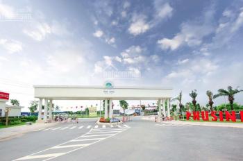Cần tiền trả lãi ngân hàng bán lỗ 2 lô đất ở Dự Án Cát Tường Phú Sinh diện tích 4x20 giá 650 tr/nền