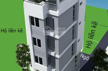 Cần bán lô đất đẹp tại Văn Trì Minh Khai, DT 46,9m2 ô góc ô tô 4 chỗ thiết kế vào nhà, ngõ thông