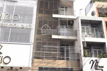 Cho thuê nhà MT Chu Văn An P. 26 Bình Thạnh trệt 3 lầu MT sáng đẹp kinh doanh sầm uất