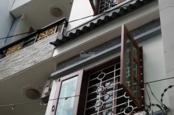 Cần bán nhà một trệt hai lầu phường Bình Trưng Đông, DT: 4,5m x 13m