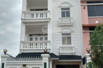 Bán biệt thự Nam Long Phú Thuận 7x28m hướng bắc 4 tầng, giá 18.5 tỷ