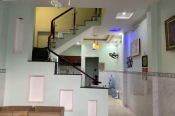 Bán nhà riêng 4x12,5m, 1 trệt, 1 lầu đúc, sổ hồng chính chủ