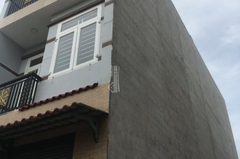Bán gấp nhà mới xây hẻm 3m, 704/ Hà Huy Giáp, Q12 4.1 x 16m, 3 tấm, công nhận 65m2, 3,4 tỷ