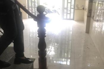 Cho thuê nhà riêng ngõ 75 Vĩnh Phúc, DT 50m2 x 4 tầng, ngõ ô tô qua lại, đỗ cửa, giá 12 tr/tháng