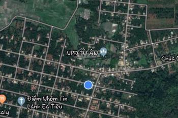 Bán đất Xã Ea Tiêu, huyện Cư Kuin trung tâm khu dân cư cách sân bay Hòa Thắng chỉ 6km giá đầu tư