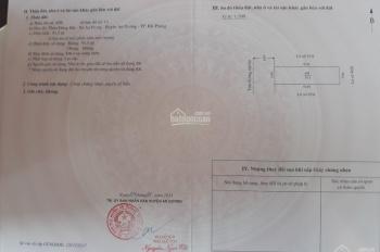Chính chủ cần bán lô đất tại Đồng Hải, An Dương, Hải Phòng