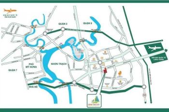Cần tiền bán gấp 1 lô ngay gần đường 25C dự án Long Tân City giá đầu tư, LH: 0946648554