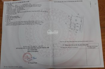 Bán đất ở thôn Vân Côn, xã Vân Côn, huyện Quốc Oai, Hà Nội