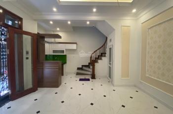 Bán nhà thổ cư 5 tầng mới xây ở ngõ 3 phố Nhân Hòa, phường Nhân Chính, Quận Thanh Xuân, ngõ rộng 3m