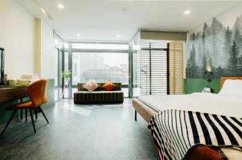 Cho thuê căn hộ dịch vụ Đường Thành