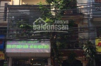 Chính chủ bán nhà mặt phố Đội Cấn ngã 3 Giang Văn Minh, DT 57m2, 4 tầng