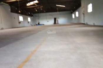 Cho thuê nhà xưởng ngã tư Tân Quy, Củ Chi, DT 30.000m2, giá 320 triệu/tháng