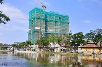 Căn hộ sắp nhận nhà ngay cầu Chà Và quận 8, 68m2 2PN 2WC view Bitexco, giá HĐ chỉ 1 tỷ 870