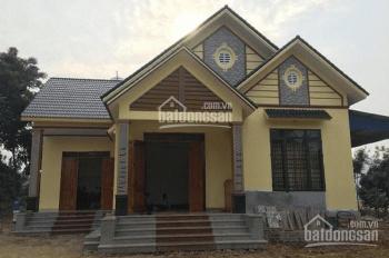 Cần bán lại căn nhà ở ngoại ô Thành Phố (huyện Củ Chi), DT 190m2, giá 1.4 tỷ Sổ hồng riêng