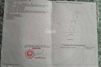 Bán đất thổ cư mặt tiền lộ 4m hẻm nhánh Nguyễn Trãi Nối Dài, phường Lê Bình, Cái Răng, TP Cần Thơ