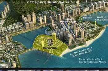 Mở bán nốt quỹ hàng dự án hot Harbor Bay với chính sách tốt chỉ trong tháng này 0967832228