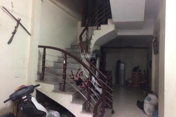 Nhà MP Nguyễn Chính, Tân Mai, DT 50m2 x 4 tầng, 15tr/th