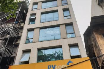Bán nhà sổ đỏ chính chủ mặt phố Lý Thường Kiệt diện tích 50m2 xây 5 tầng MT 4,8m, giá 34 tỷ
