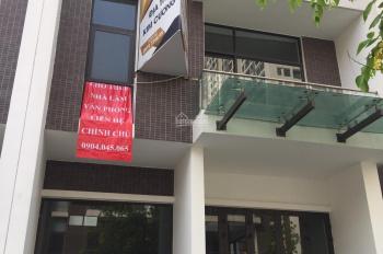 Cho thuê biệt thự nhà vườn Thanh Xuân - HN, 165m2, 4T nổi, 1 hầm, đồ cơ bản. Nhà đẹp, nhận nhà ngay