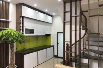 Bán nhà phố An Dương Vương, Ciputra, Phú Thượng, Tây Hồ 35m2 5T xây mới cực đẹp ô tô đỗ cổng 2.8 tỷ